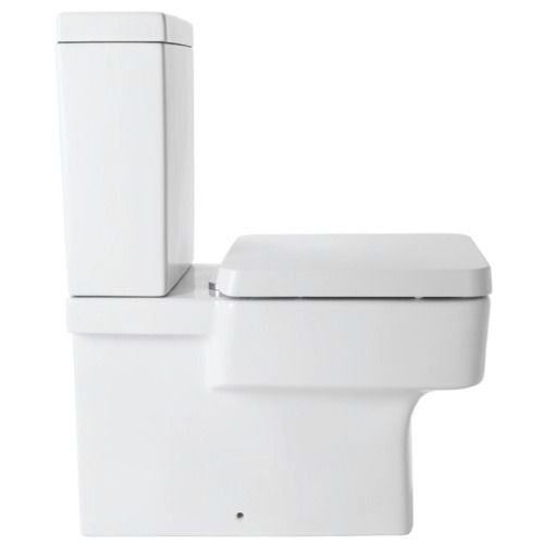 BATHSTORE WATERMARK SOFT CLOSE TOILET SEAT AND COVER WITH FITTINGS 11
