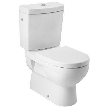 MIO 892711 WC SEAT AND COVER, ANTIBACTERIAL TREATMENT, FAST-CLAMPING STEEL HINGES STANDARD CLOSE  JIKA MIO 892711 TOILET SEAT