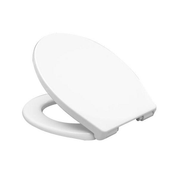 Nabis Pride close coupler soft close toilet seat White A21971