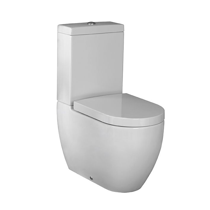 Noken Porcelanosa Arquitect white  100121996  N390000040 Thermodur seat and cover Standard Close