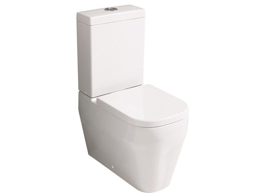 Olympia Sistema tutto EvoToilet Seat and cover with Hinges Only Soft Closing