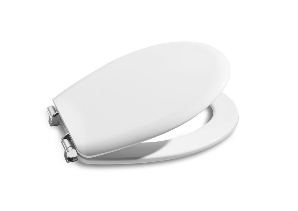 Roca Laura Soft Close Toilet Seat and cover with fittings Seat Z8013SC005
