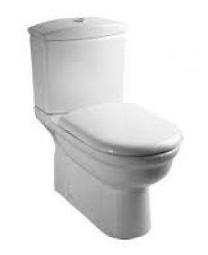 85-003-019 Vitra Pluto/Eura/Topaz Toilet Seat and Cover Soft Close - 08-003-009 Vitra Kemer Soft Close 64-003-009