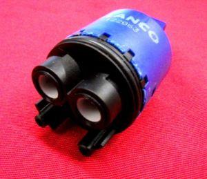 120875 Blanco Cartridge HD 40mm comp. Exactly blue BLANCO120875