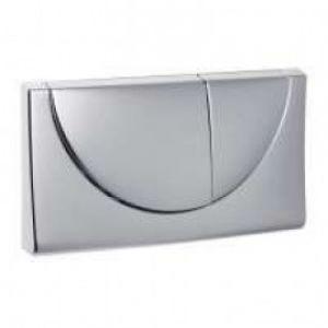 5408321 Schwab kpl. Actuation plate Viva Z9030, matt chrome-painted 540-8321