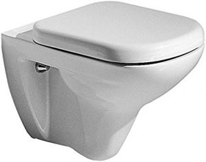 572165068 Keramag toilet seat Renova Nr. 1 old version in Pergamon