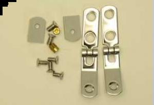 88280161 Villeroy & Boch urinal hinge kit for cover Arriba