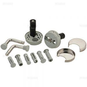 99430161 Villeroy & Boch hinge kit for toilet seat series Colani