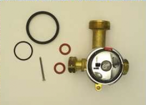 A2180AA Ideal standard conversion kit for Idealmix UP thermostat fitting of A5400 to A5410