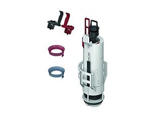 A2 TYPE FLUSH VALVE WITH A BASKET, SEALING O-RING AND THE LINER 42 TECE 9,820,223