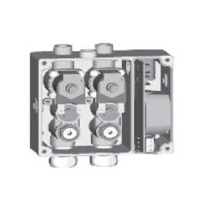 A3811NU  Electronic Connector Box 2 Valves Ac  Ideal Standard