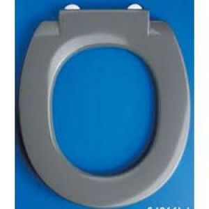 Armitage Shanks Contour 21 S4066LJ Standard Toilet Seat Only Grey (Excluding Cover)