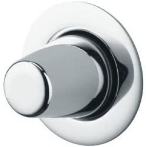 Armitage Shanks S4450AA Chrome Palm Push Button Anti Vandal Flush