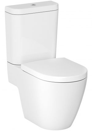 B&Q Cook & Lewis Helena Toilet Seat and Cover  Only Soft Close