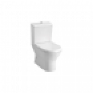 BELLAVISTA NEXO ORIGINAL WHITE TOILET SEAT AND COVER WITH HINGES