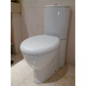 BELLAVISTA RECORD PLUS TOILET SEAT AND COVER