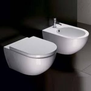 Catalano CRSZF Toilet Seat Set of Hinges for Toilet seat 5SCSTF000