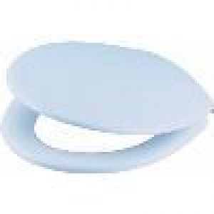 Celmac Closet toilet seat and cover  SMA18WH
