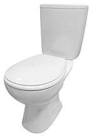 Cersanit Arteco Toilet Seat and Cover / Cersanit Arteco Duraplast Soft Closing Toilet Seat K667-001 / 5907720677213