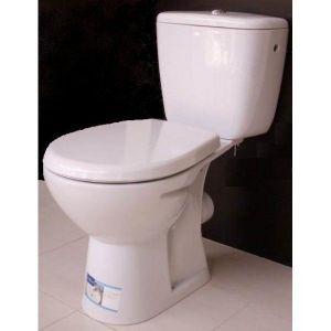 CERSANIT DELFI Compact Toilet Seat Soft Close K980073