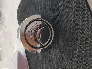 Cersanit Chrome Dual Flush Push Button