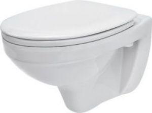 CERSANIT DELFI TOILET SEAT FOR DELFI K98-0073 SLOW CLOSING K980073 / 5907720653941
