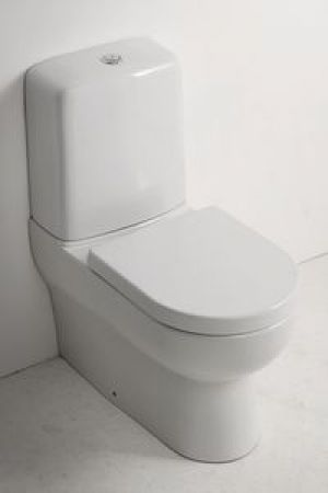 B&Q Cook and Lewis Rejuvenate / Nabis Devine soft close toilet seat and cover White A21970 / 5034109517782 PSHA1778