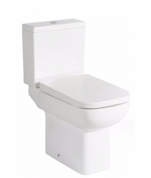 COOKE & LEWIS  B&Q FABIENNE SOFT CLOSE TOILET SEAT ONLY