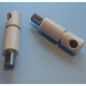 Damper set (100129114/N453592316) for Porcelanosa NK LOGIC SEAT not included