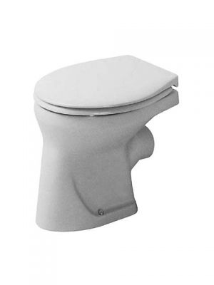 DURAVIT BAMBI WC-SEAT FOR 018 509/010 609  STANDARD CLOSE 0065700000