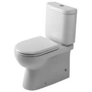 Duravit 0066300000 Darling Toilet Seat and Cover, White Finish