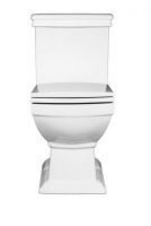 Gaia BUCKINGHAM PTBA00 / PTBA10 Toilet  Seat Only Pan and Cistern NOT INCLUDED