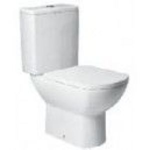 GALA SMART original white Toilet Seat and cover. 5161701