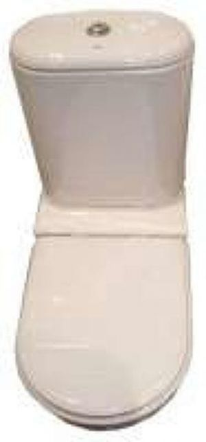 REPLACEMENT GALA TOILET SEAT AND COVER MINK  REPLICA