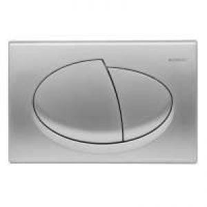 964.579.00.0 Geberit cover plate Twist satin chrome-plated Actuating plate 115.780.46.1 /964579000 / 115780461