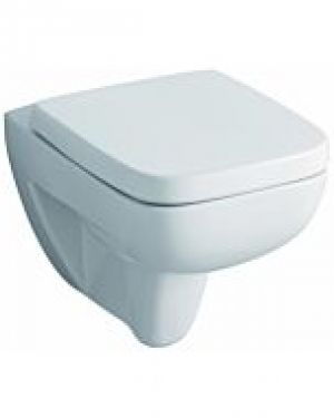 Geberit Renova No. 1 plan toilet seat with cover 572110000 white 4040034012569 / 295660202