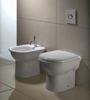 GSI Avant Toilet Seat and Cover Soft close