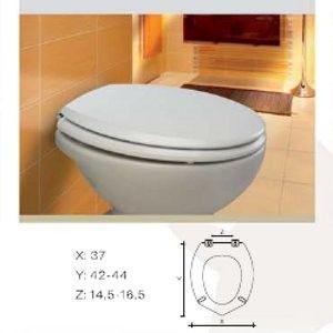 GSI Clizia Close-Coupled Toilet - 7817 Toilet seat standard close