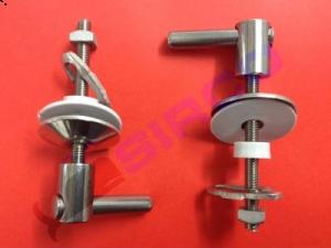GSI LOSANGA Toilet Seat Hinges Standard Close