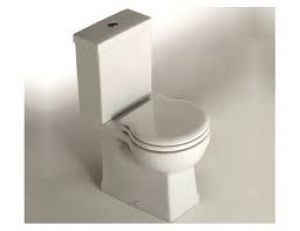 GSI Luxor Close-Coupled Toilet Seat and cover standard close