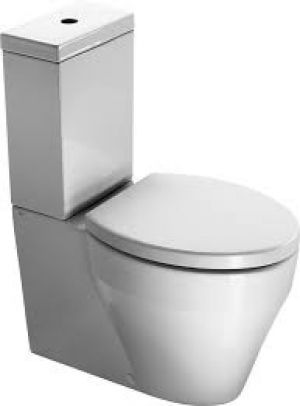 GSI Losanga Toilet seat and cover with fittings Soft Close MS75CN11