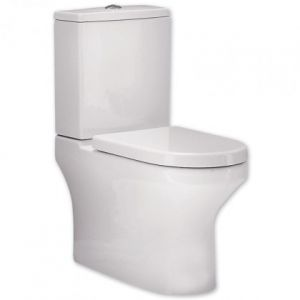GURAL VITRIFIED SOLAR  TOILET SEAT AND COVER ONLY SO00KRK48