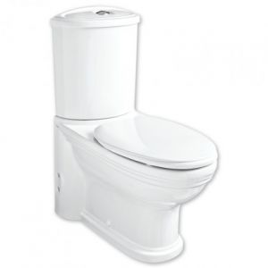 GURAL VITRIFIED VENICE TOILET SEAT AND COVER VE05KRK48