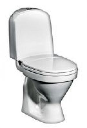 GUSTAVSBERG 2310 Nordic GB112310301727 Toilet Seat and Cover