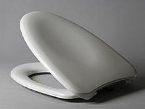 Haro Arctic Urea 131.5 thermoset Toilet Seat