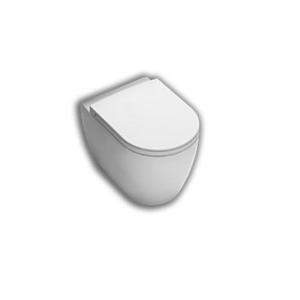 HATRIA FUSION Slim Toilet Seat for Hatria Pan YXGQ01 Standard Close Y1X201