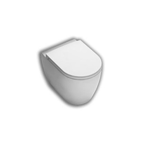 HATRIA FUSION Toilet Seat for Hatria Fusion Pan YXGQ01 softclose with the fittings Y1X001 slim soft close seat cover