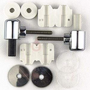 Hinges for slow-closing toilet seat K90112 wheel RECORD 99,318