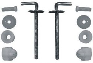 Jika Lyra Plus H8943820000001 8.9438.2.000.000.1 steel hinges for WC seat steel for duroplastic KKWC seat