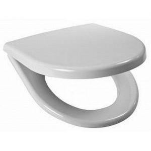 Jika Lyra Plus toilet seat with SLOWCLOSE cover duroplastic H8933813000001 / 8.9338.1.300.000.1 / 4014804723016